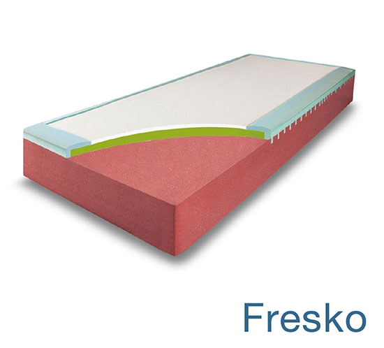 materasso-elasticfoam-fresko-th